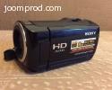 Sony HDR-CX100 + сумка + доп. бат. + карта памяти